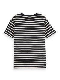 Scotch & Soda - STRIPED TEE - Print T-shirt - combo - 5