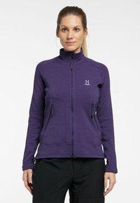 Haglöfs - HERON - Fleece jacket - purple rain - 0