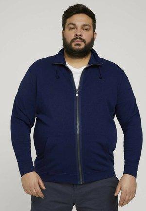 Zip-up hoodie - sailor blue