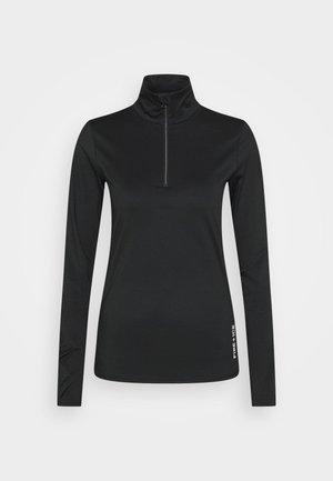 MARGO - Bluzka z długim rękawem - black