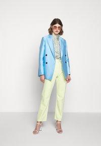 DESIGNERS REMIX - HAILEY - Short coat - sky blue - 1