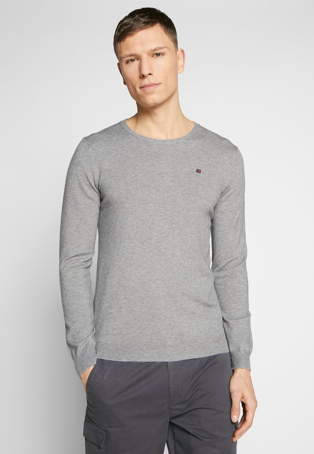 POKI - Jumper - gris chine moyen
