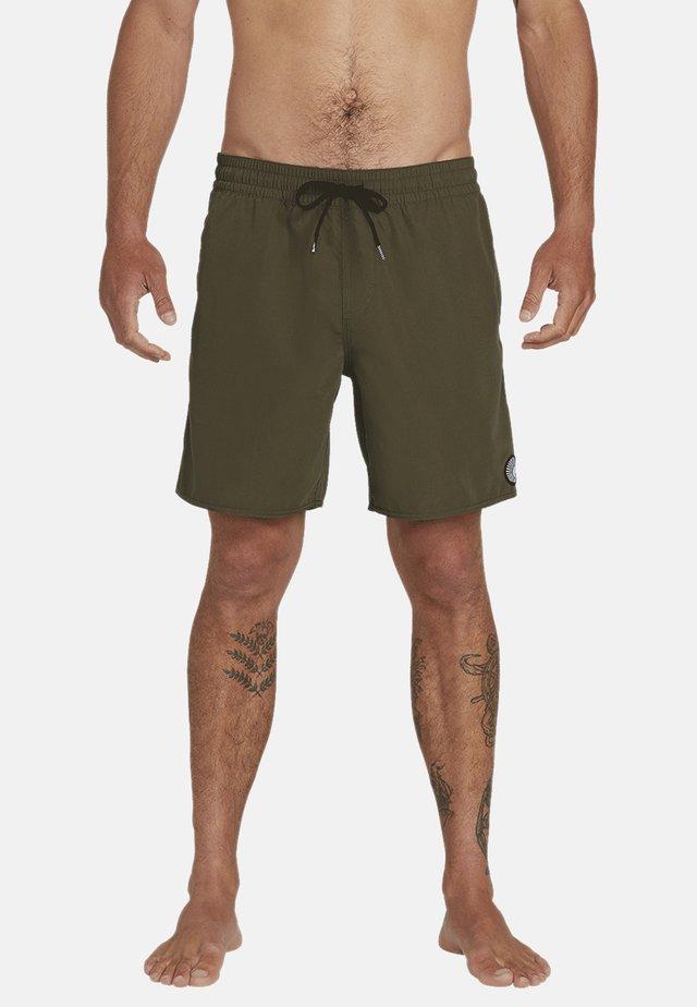 Swimming shorts - military