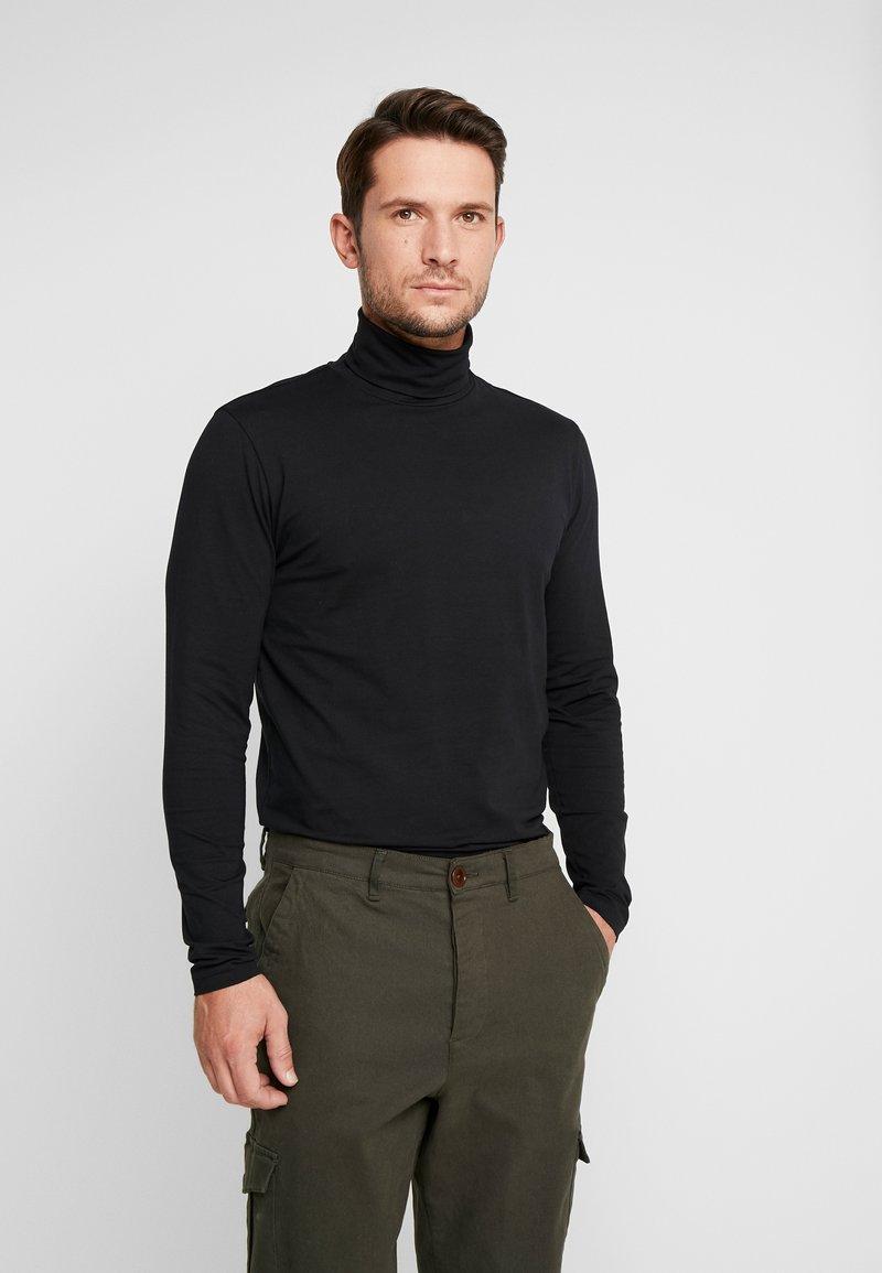 Casual Friday - CFSTEFAN - Long sleeved top - black