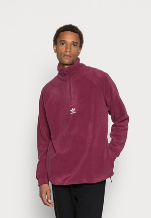 TREFOIL - Fleece jumper - victory crimson