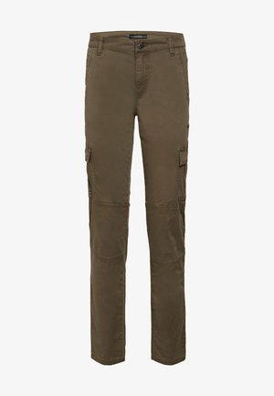 SEXY CARGO PANT - Cargo trousers - braun