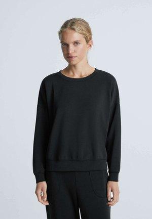 WEICHES - Sweatshirt - black