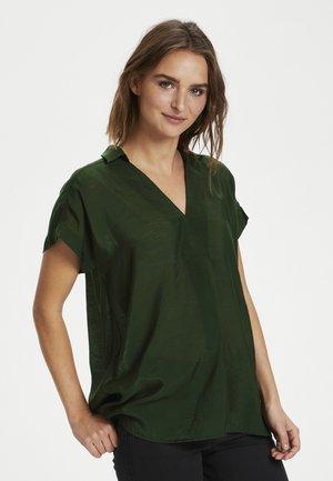 SCOTIA - T-shirt basic - olive leaf