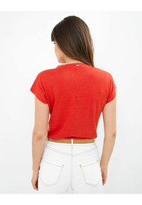I.Code by IKKS - Blouse - flamme - 1