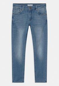 Name it - NKMBABU  - Jeans slim fit - light blue denim - 0