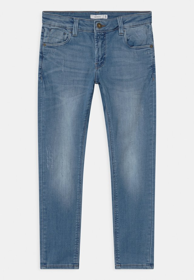 NKMBABU  - Slim fit jeans - light blue denim
