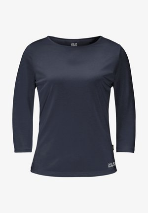 JWP - Long sleeved top - night blue
