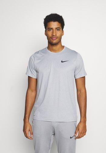 DRY  - Basic T-shirt - particle grey/grey fog/heather/black