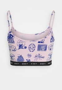 Obey Clothing - FLASH TANK - Top - lavender/multi - 6