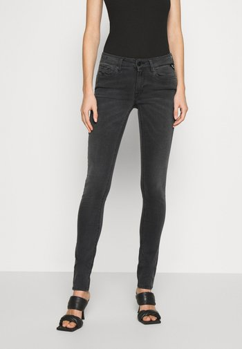 NEW LUZ RE-USED - Jeans Skinny Fit - medium grey