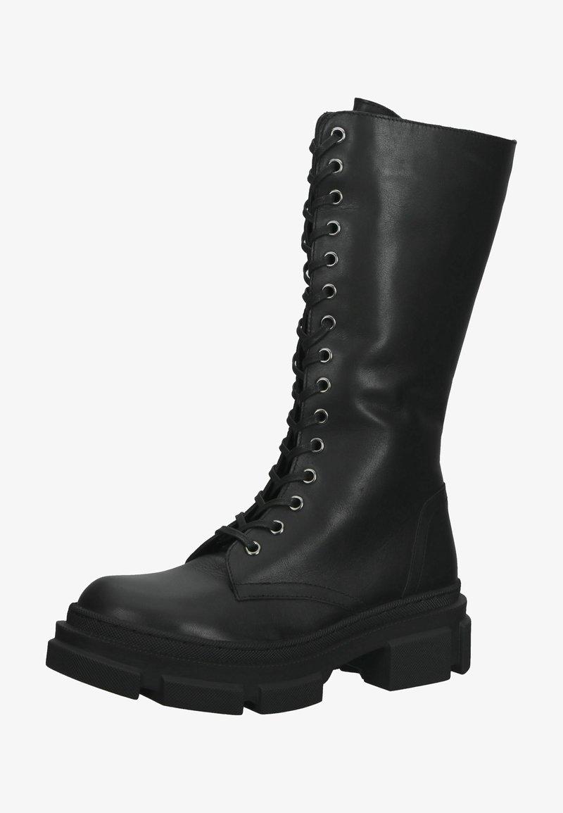 ILC - Snörstövlar - black