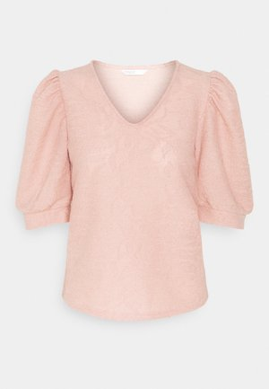 ONLDORA PUFF  - Print T-shirt - rose smoke