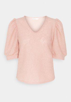 ONLDORA PUFF  - T-shirts med print - rose smoke