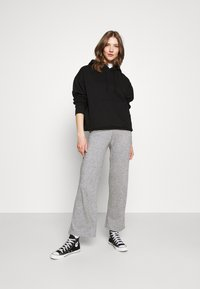 WAL G. - THIERRY LOUNGE TROUSERS - Bukse - grey marl - 1
