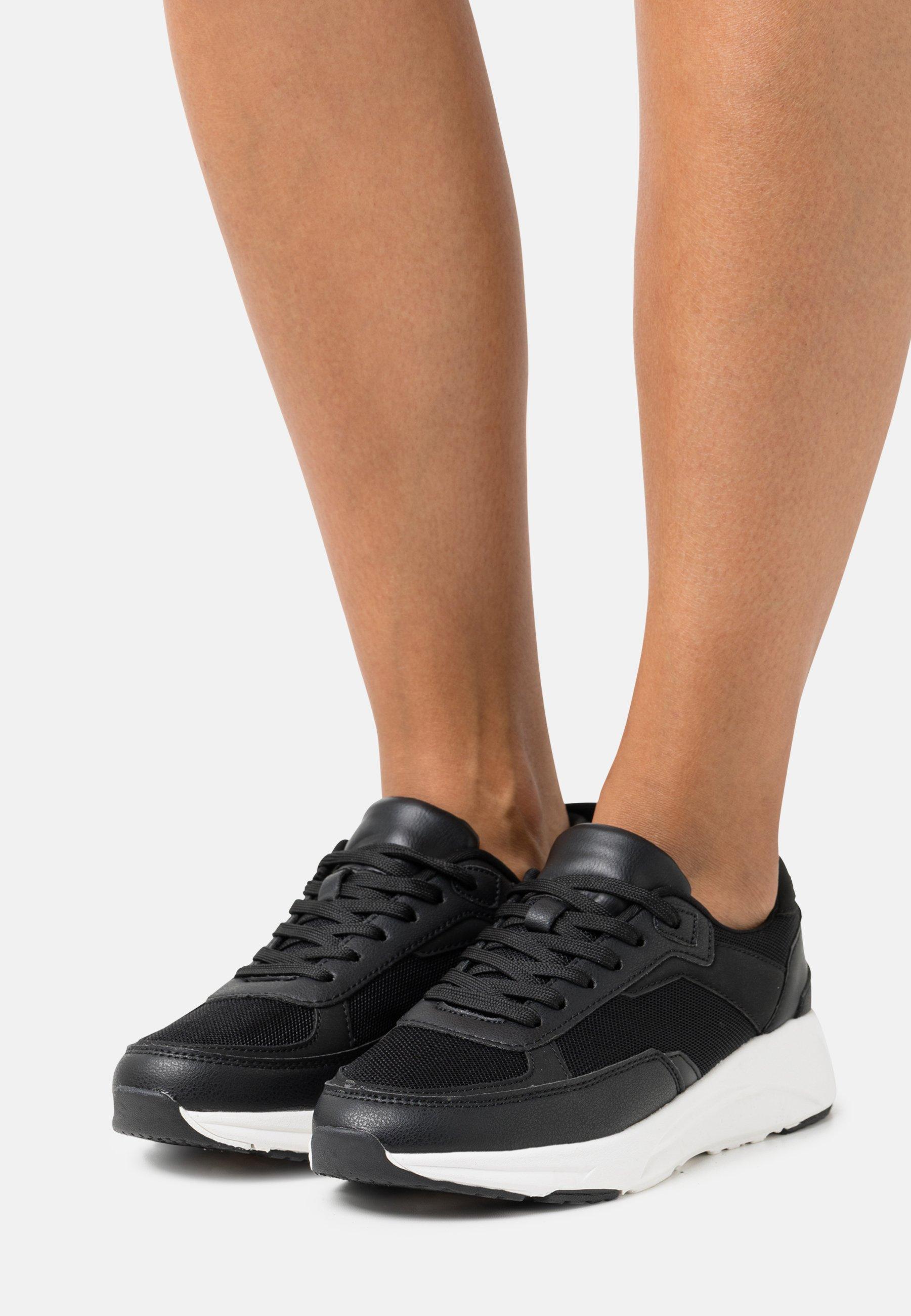 Femme Baskets basses - black