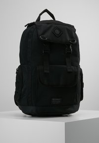 Element - CYPRESS RECRUIT BACKPACK - Sac à dos - all black - 0