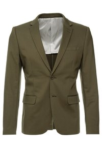Casual Friday - Suit jacket - forest night green - 0