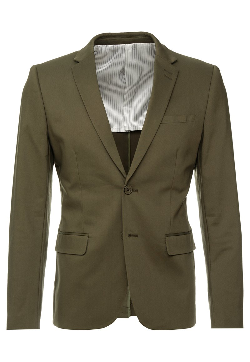 Casual Friday - Suit jacket - forest night green