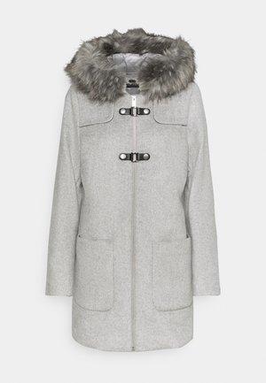 MIX COAT - Classic coat - light grey