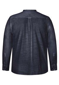 Jan Vanderstorm - KALLU - Shirt - dark blue - 1