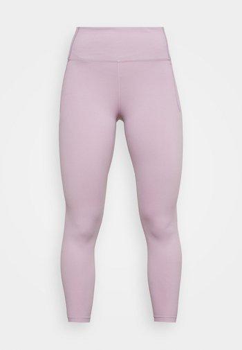 MERIDIAN ANKLE - Leggings - purple