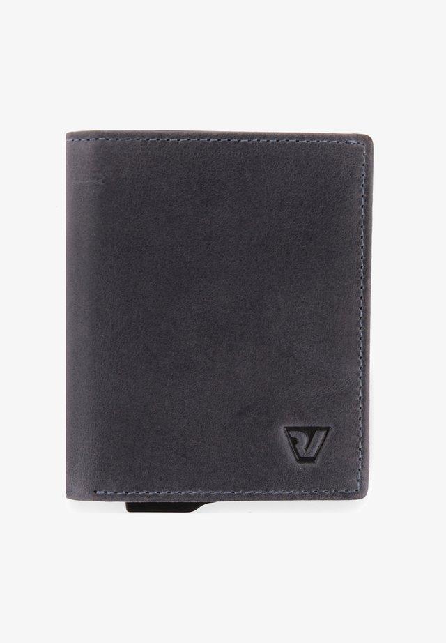 Wallet - denim
