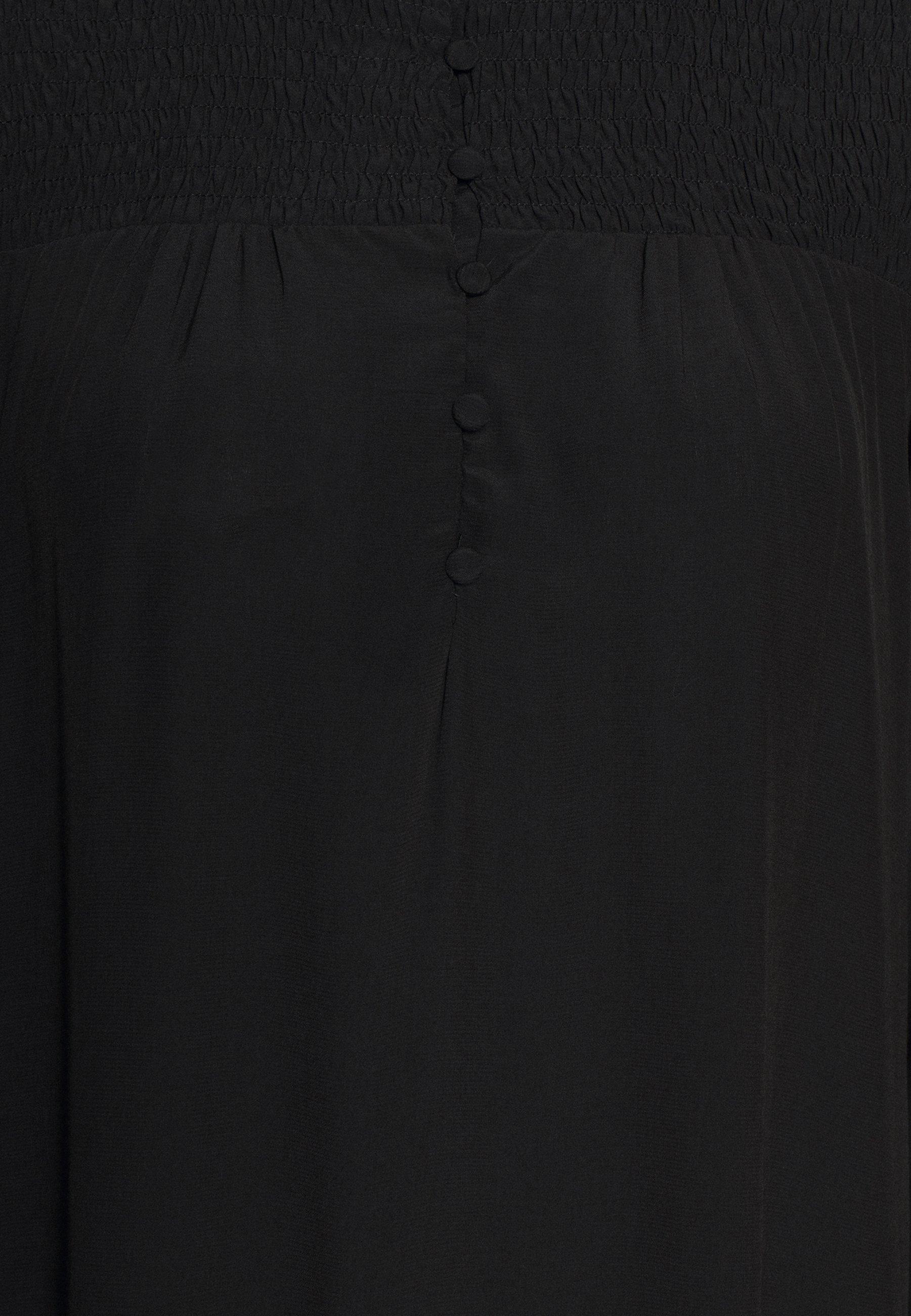 Pre Order Super Women's Clothing Cream SIGNECR MINI DRESS Shirt dress pitch black Pnr2iO61A U5fZD3ggY