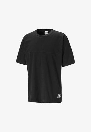 T-shirt con stampa - puma black