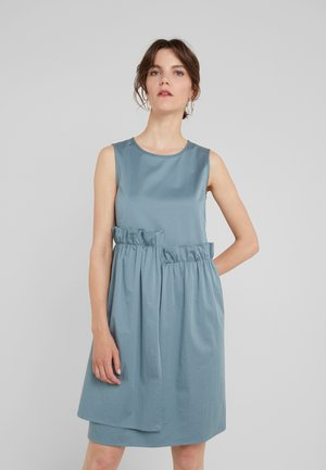 Day dress - tin