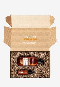 BARBER SUSTAINABLE BOX - Shaving set - -