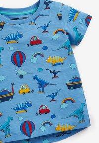 Next - 3PACK - Print T-shirt - multi coloured - 5