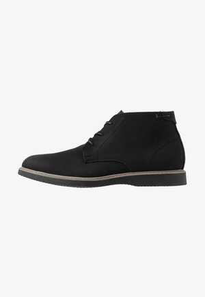 GYLLENHAAL - Casual lace-ups - black