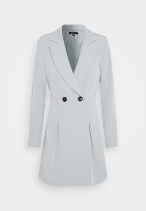 JACKET DRESS - Etuikjole - grey