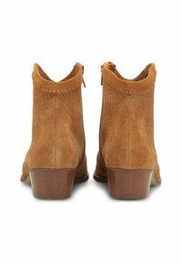 Belmondo - Ankle boots - mittelbraun - 2