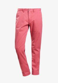 STRETCH SLIM FIT CHINO PANT - Chinos - nantucket red