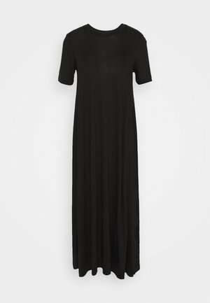 SAMIRA DRESS - Maxikjole - black