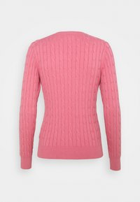 GANT - CABLE CREW - Jumper - chateau rose - 7