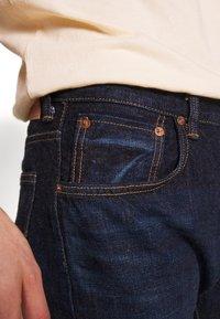 Edwin - REGULAR TAPERED - Straight leg jeans - dark blue denim - 5