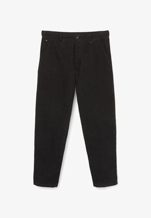 NARVIK - Trousers - black