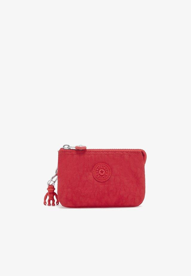 CREATIVITY S - Plånbok - red rouge