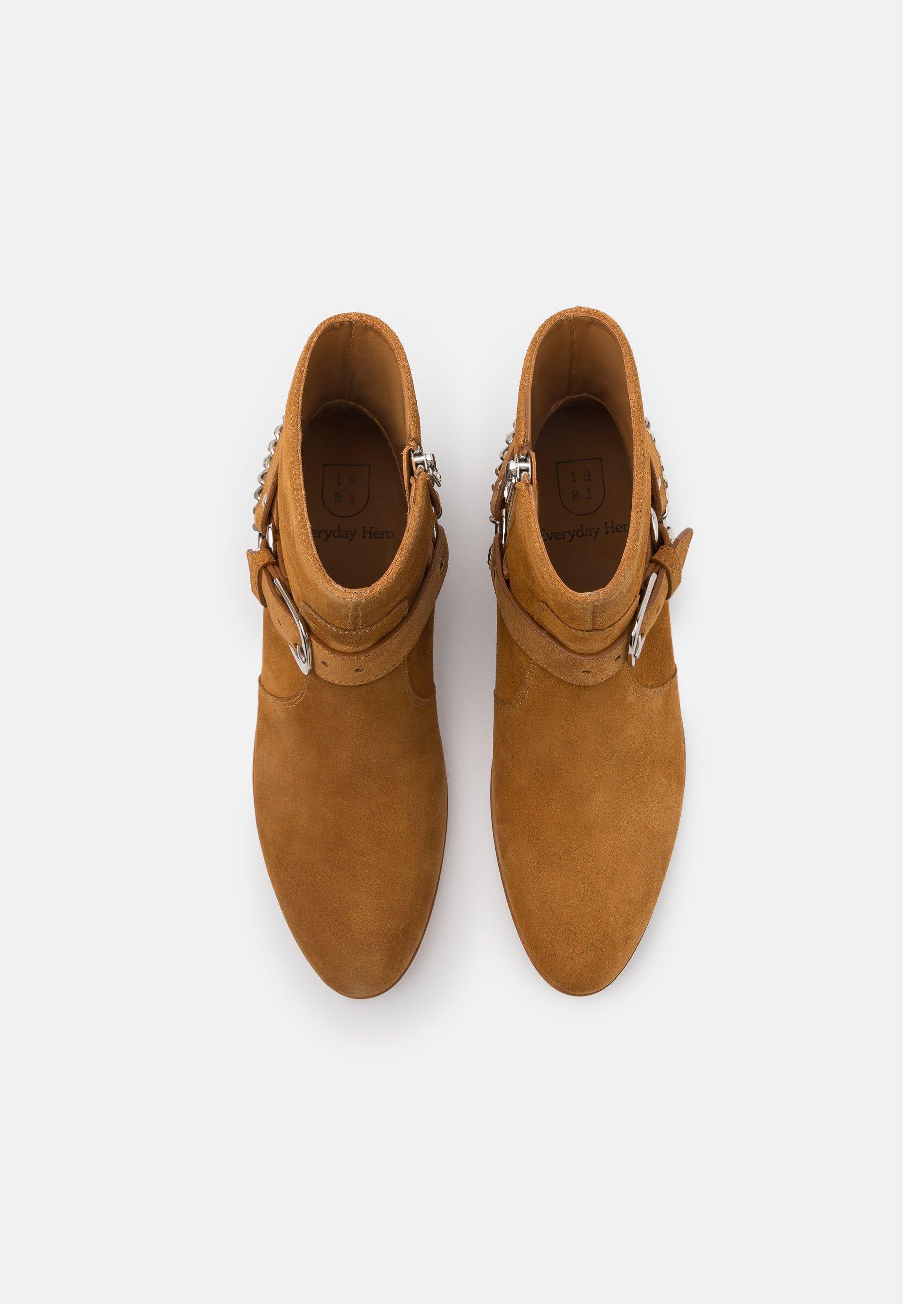 Men ZIMMERMAN CHAIN BOOT - Cowboy/biker ankle boot