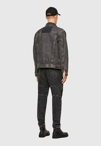 Diesel - Giacca di jeans - black - 6
