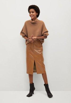 CARAVAN - Pullover - mittelbraun
