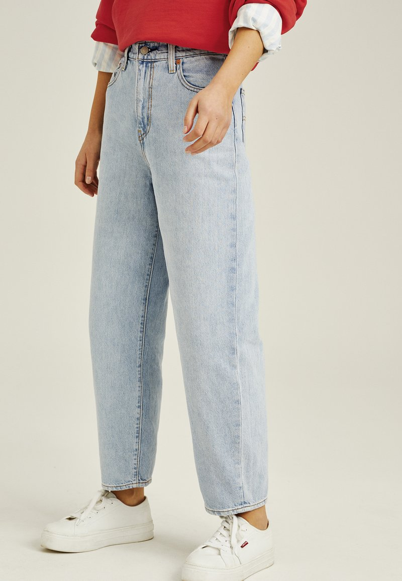 Levi's® - BALLOON LEG - Jeansy Relaxed Fit - dad jokes