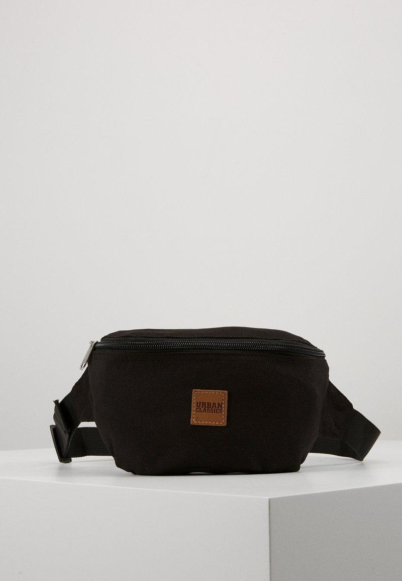 Urban Classics - HIP BAG - Sac banane - black